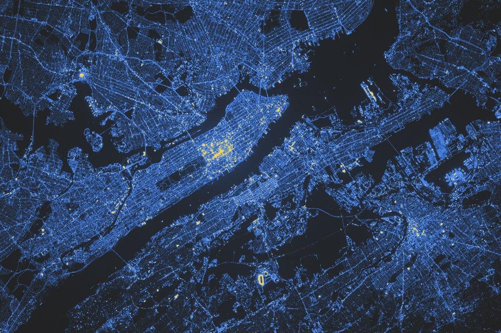 smart city mapa