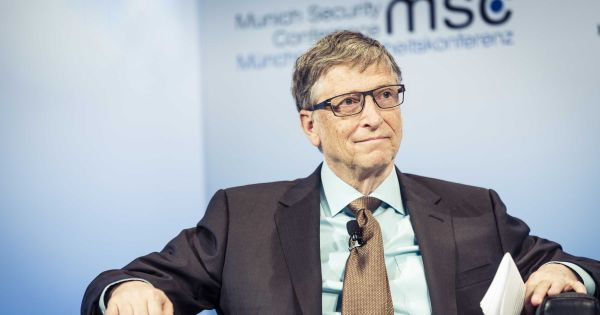 bill gates smart city