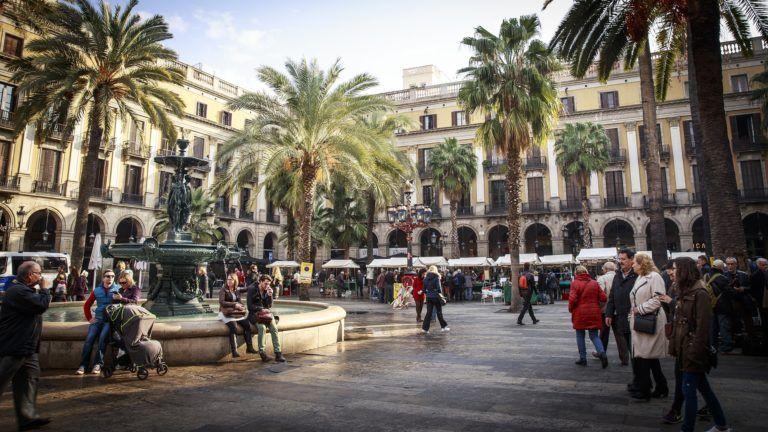 inteligentne miasta świata Barcelona