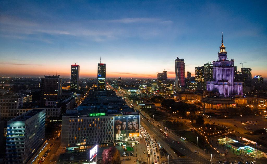 Inteligentne miasta w Polsce